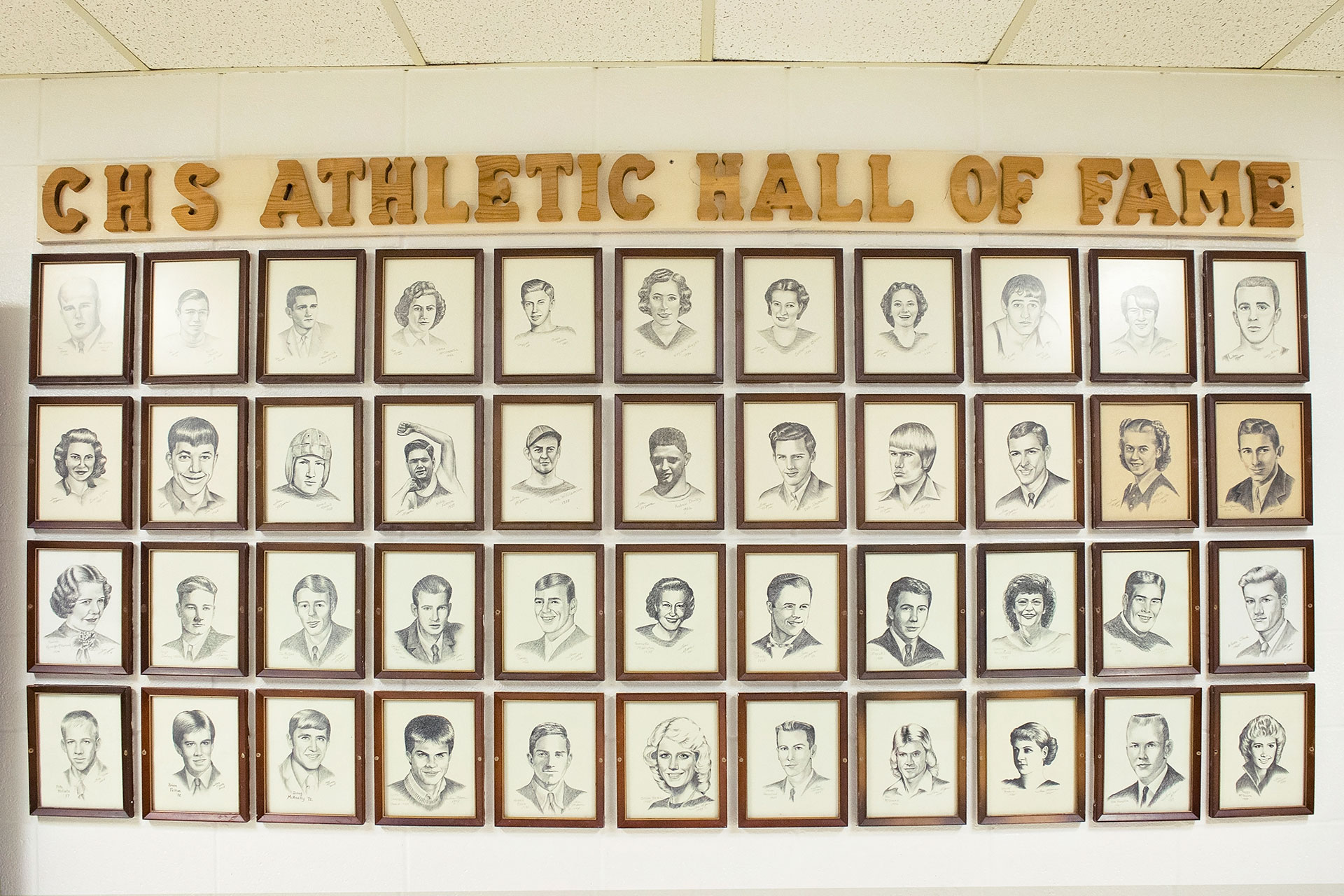 CHS Athletic Hall of Fame